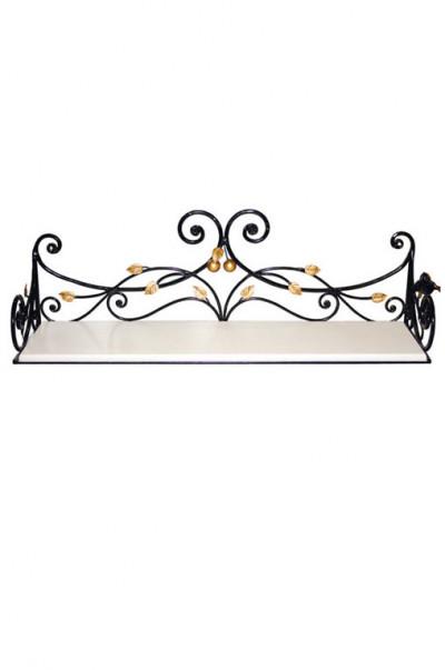 Полка под зеркало «Вишневый сад»